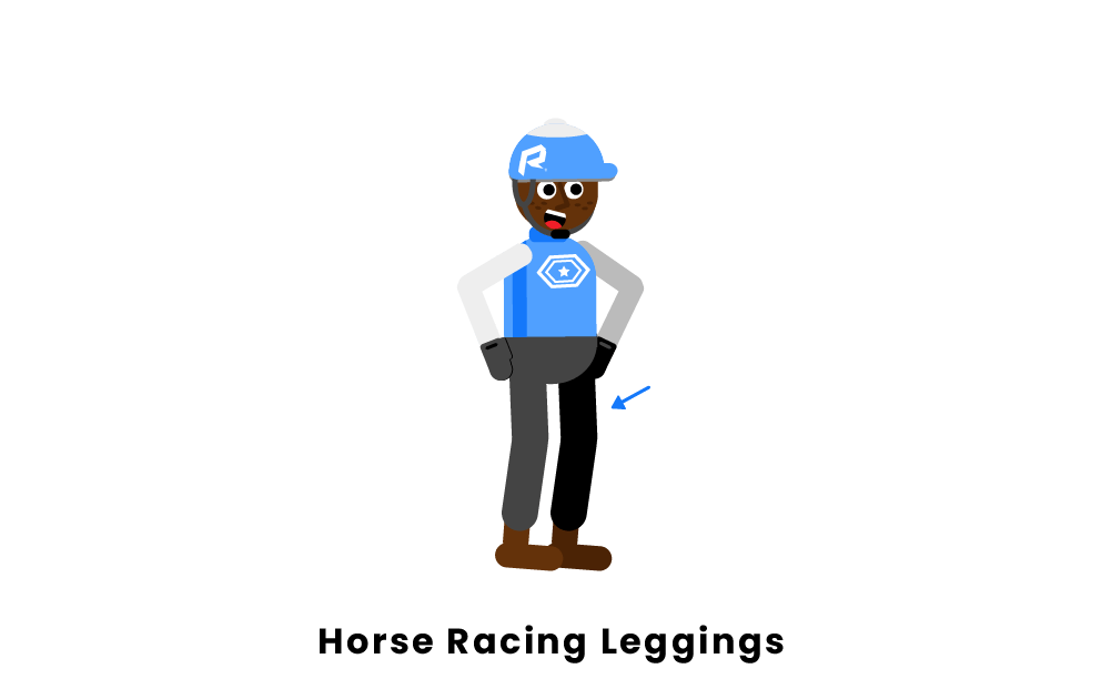 horse racing leggings