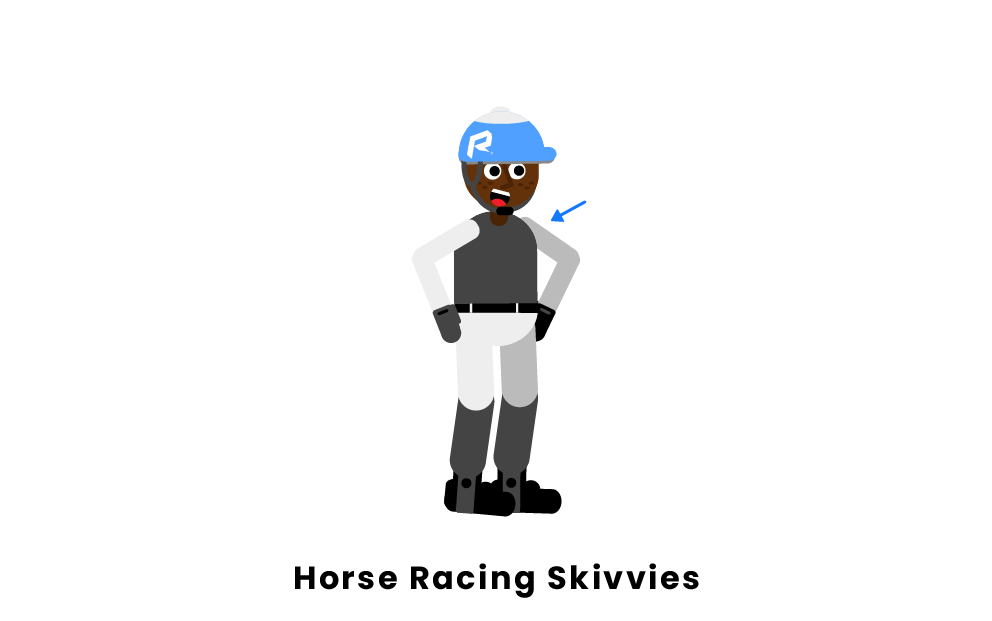 Horse Racing Skivvies