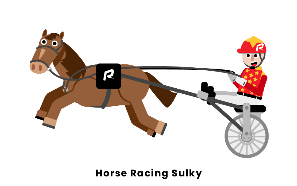Horse Racing Sulky