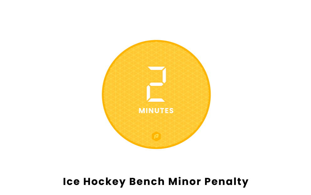 Hockey Bench Minor Penalty