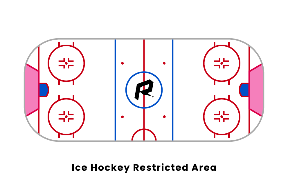 hockey restricted area