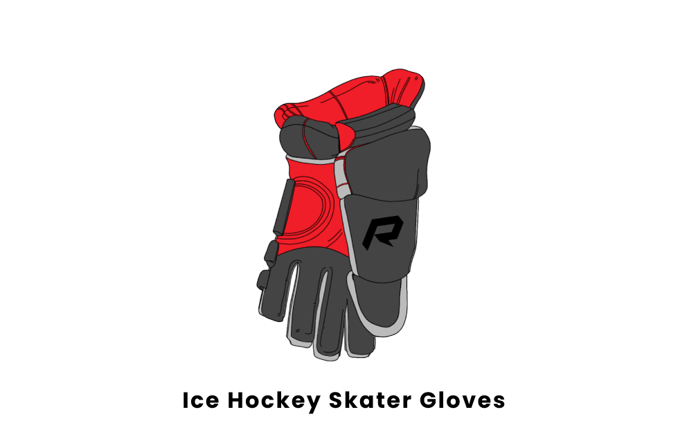 Hockey Skater Gloves