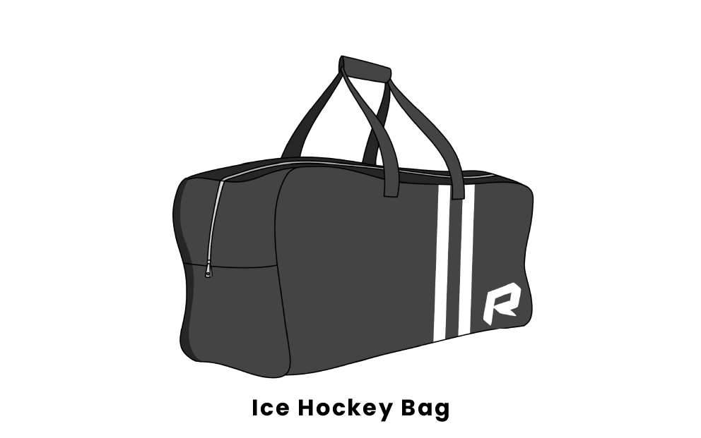 ice hockey bag