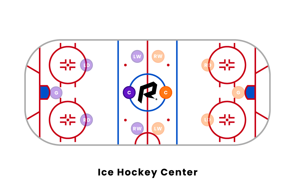 ice hockey center
