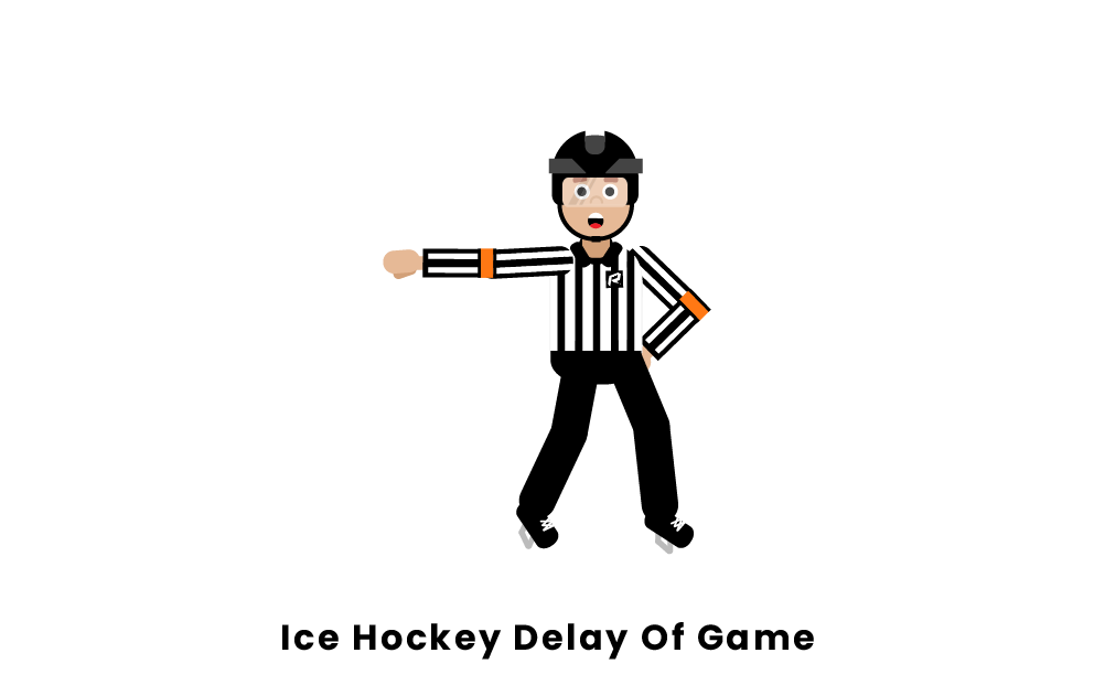 Ice Hockey Delay Of Game