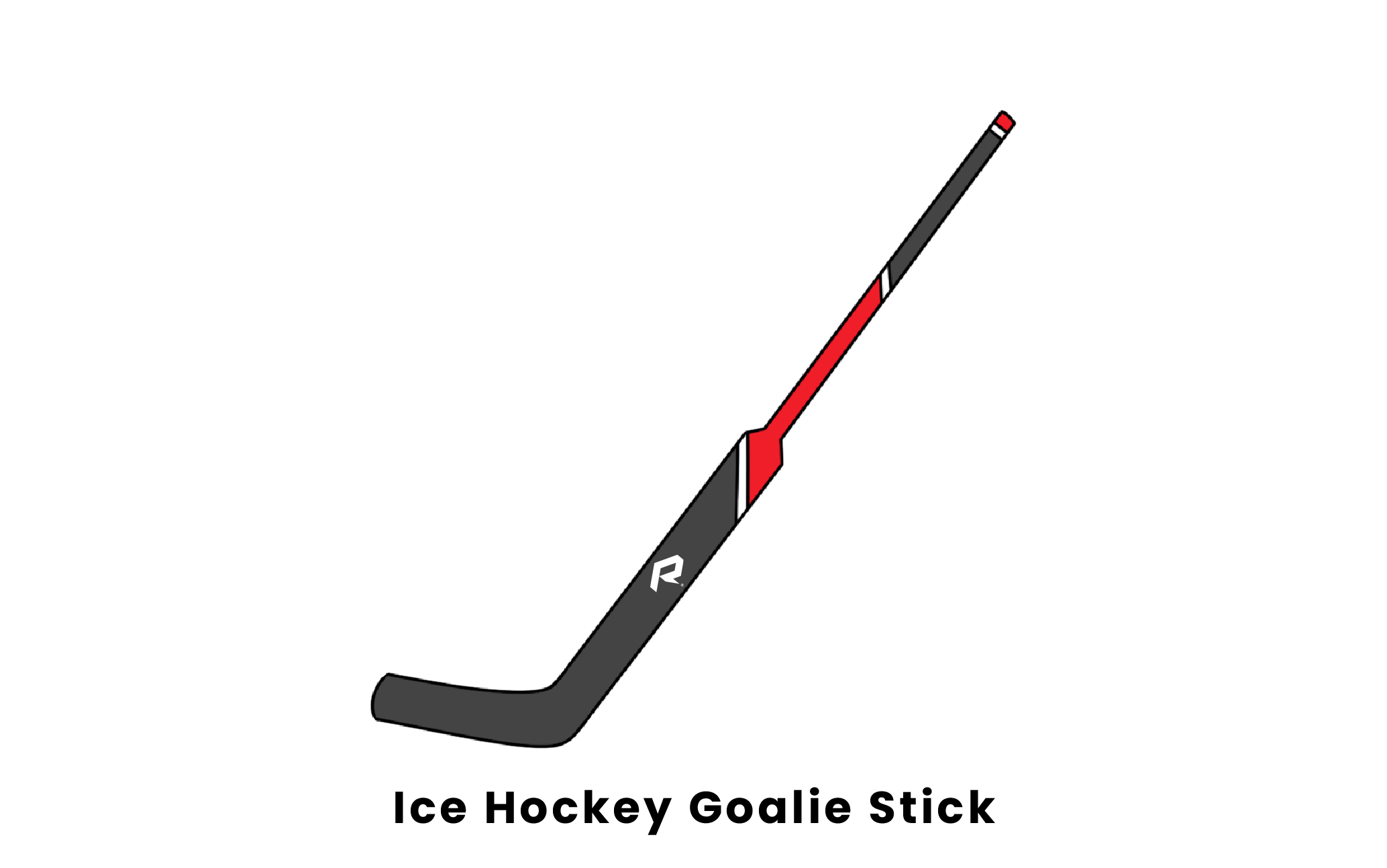 ice hockey goalie stick