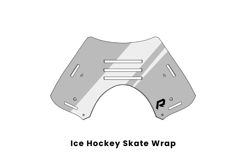 ice hockey skate wrap