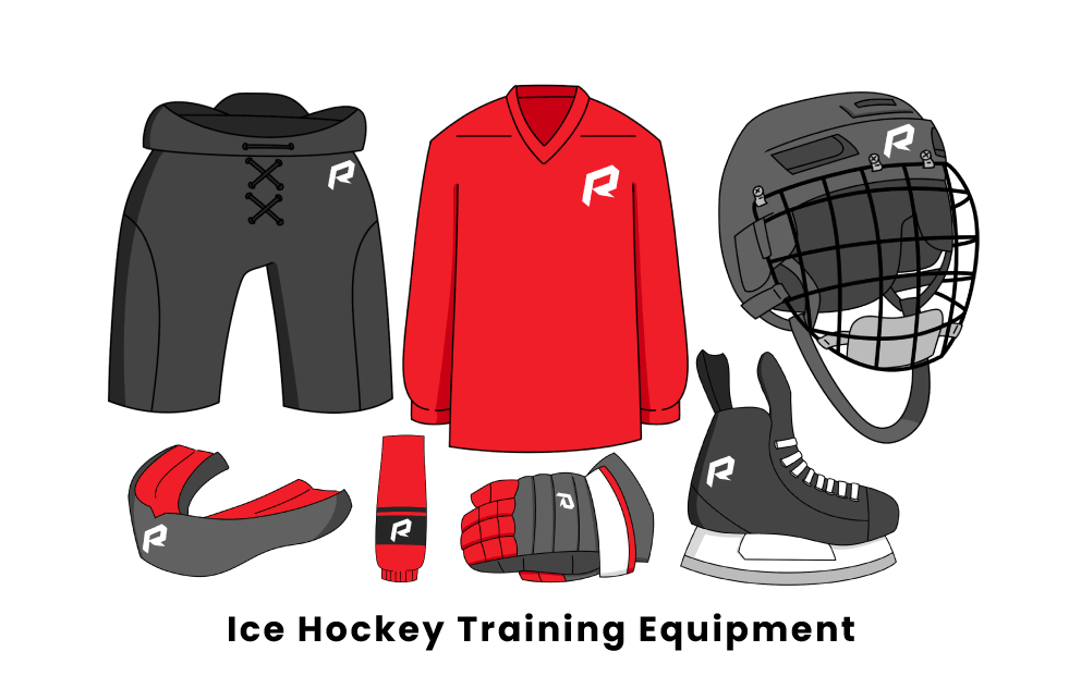 ice hockey training equipment