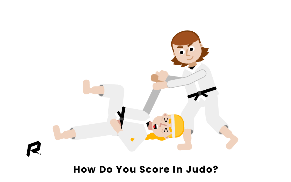 How Do You Score In Judo?