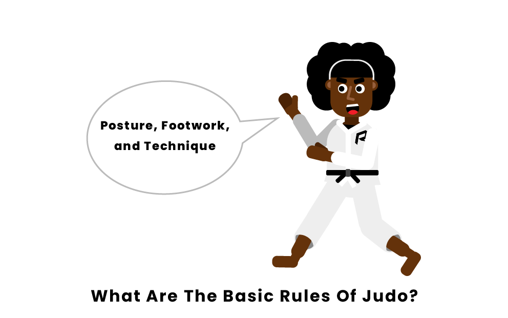 What Are The Basic Rules Of Judo?