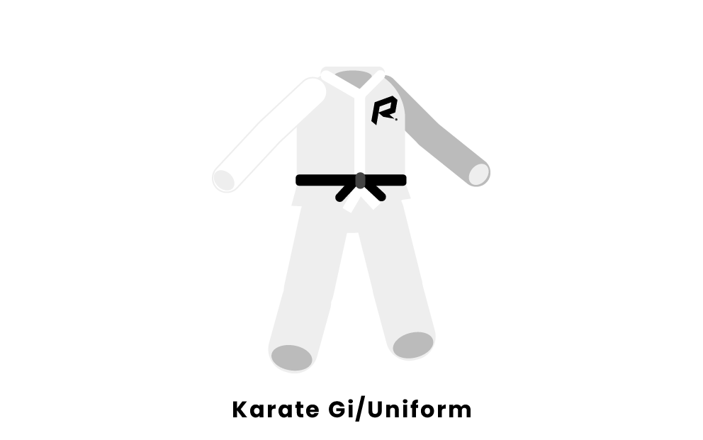 karate gi uniform