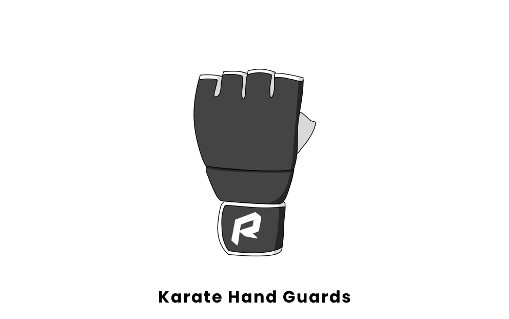 Karate Hand Guards