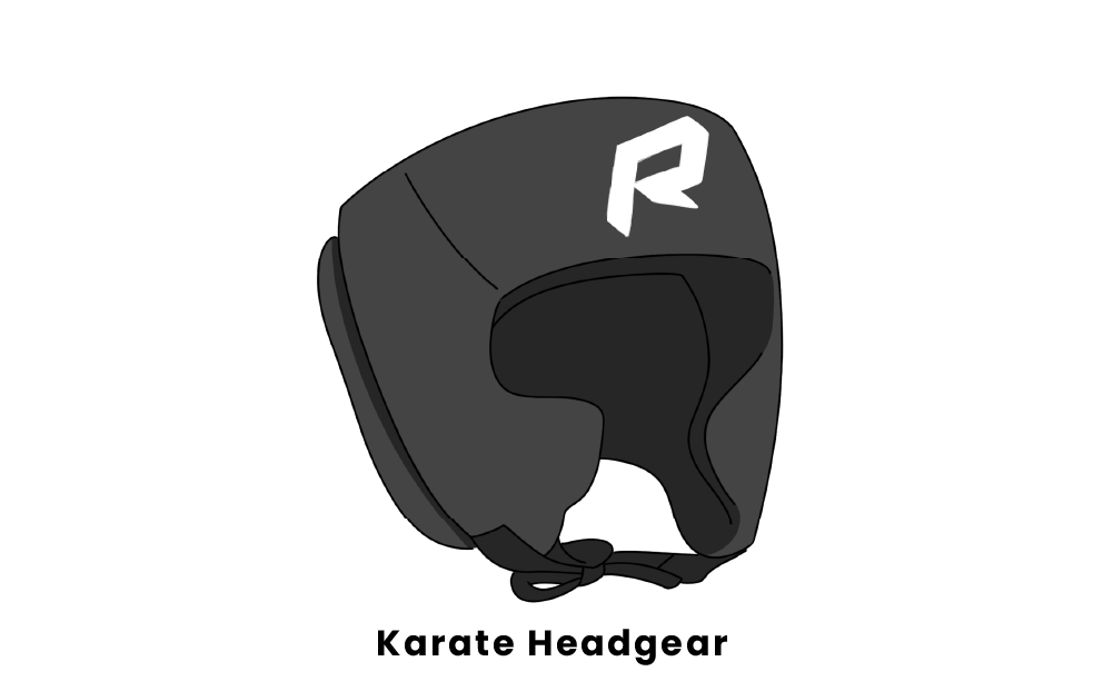 Karate Headgear