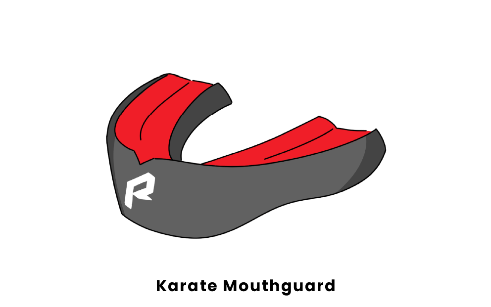 Karate Mouthguard