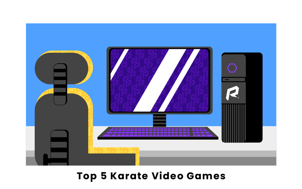 Top 5 Karate Video Games