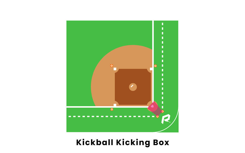 Kickball Kicking Box