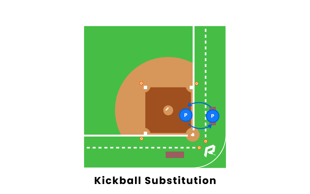 kickball substitution