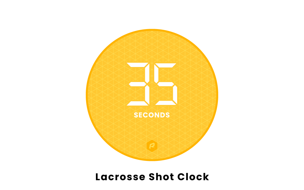 Lacrosse Shot Clock