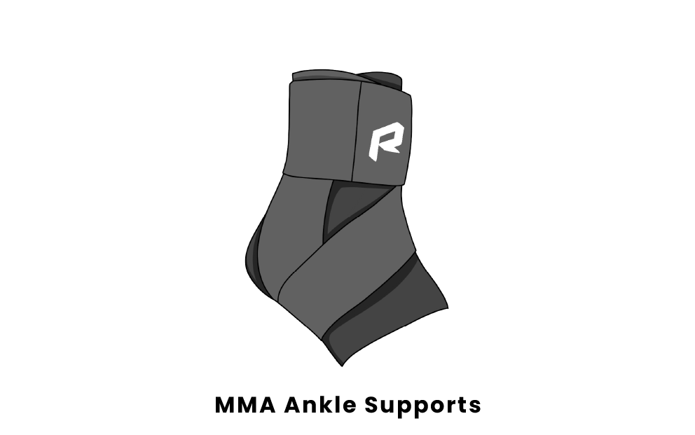 mma ankle supports