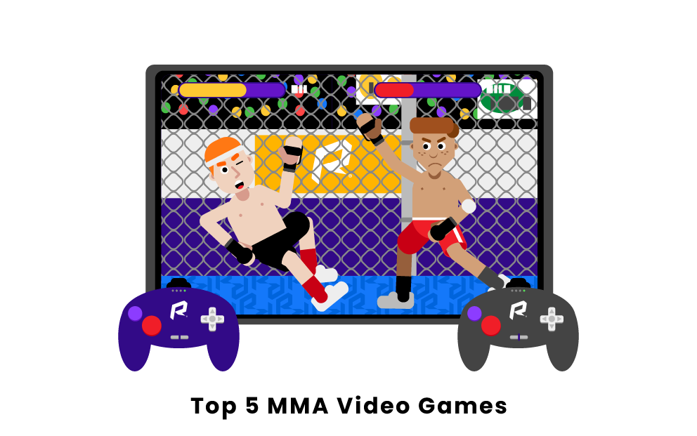 Top 5 Mma Video Games