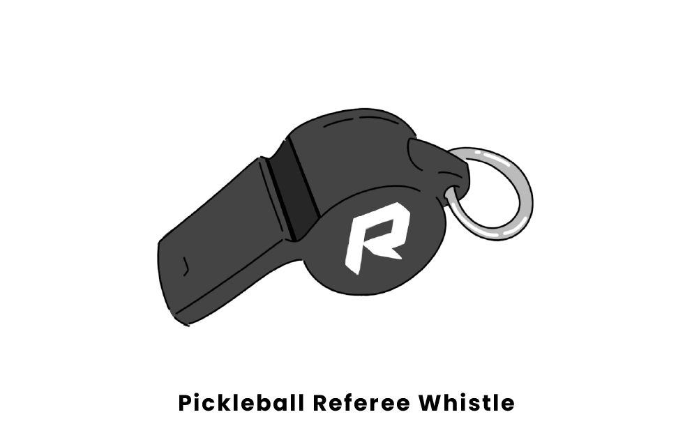 pickleball referee whistle