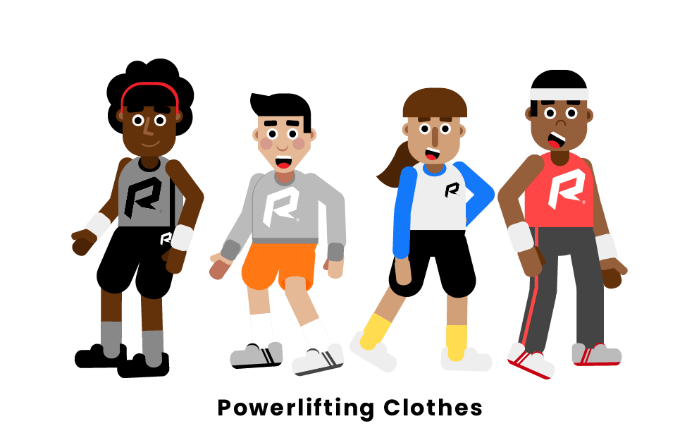 Powerlifting Clothes