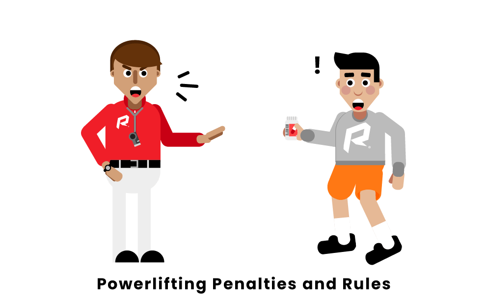 Powerlifting Penalties and Rules