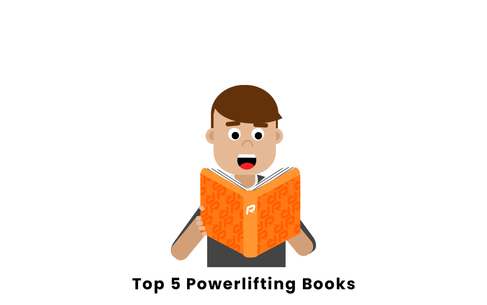 Top 5 Powerlifting Books