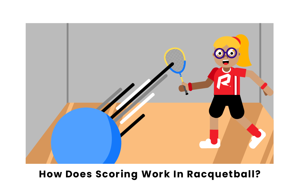 How Does Scoring Work In Racquetball?