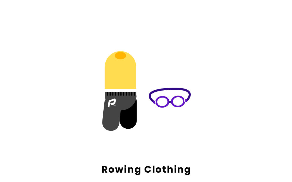 rowing clothing