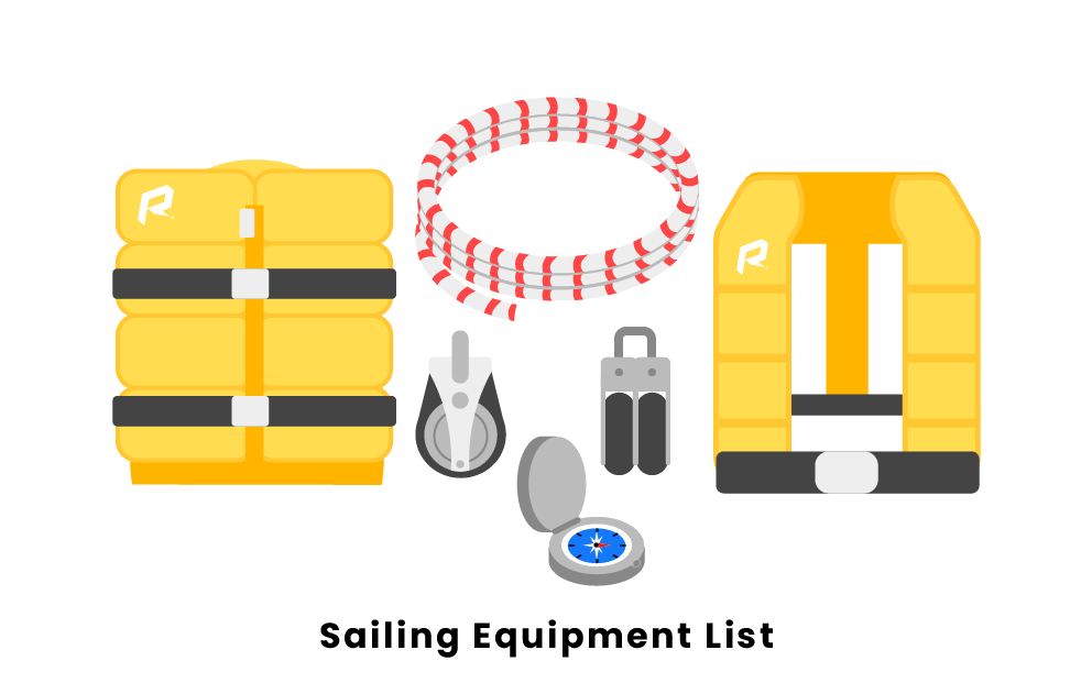 sailing equipment list