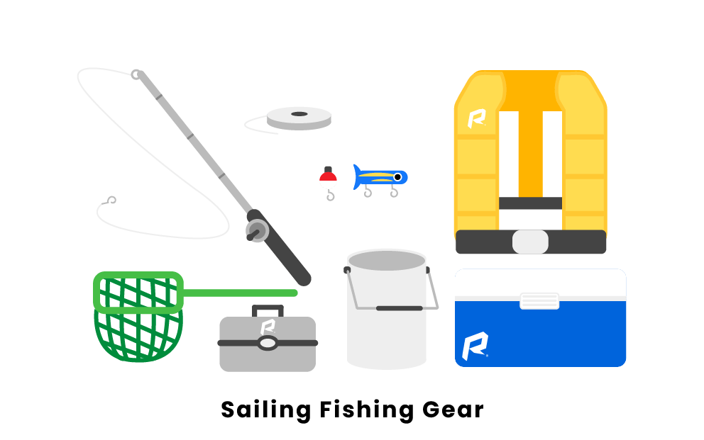 Sailing Fishing Gear