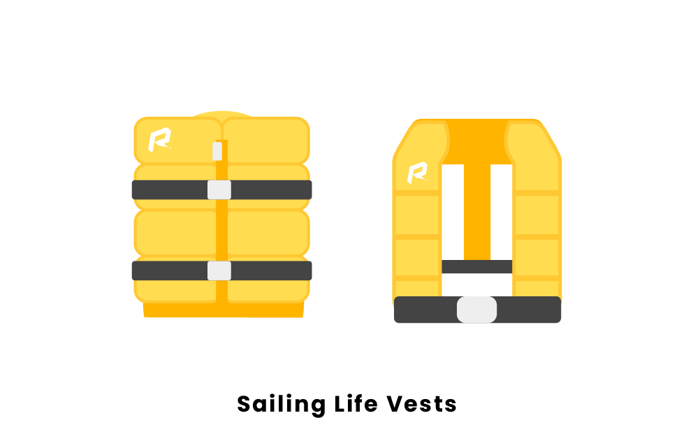 Sailing Life Vests