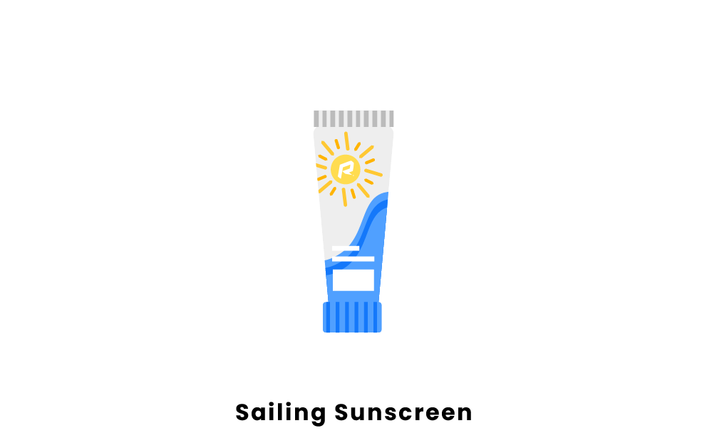 Sailing Sunscreen