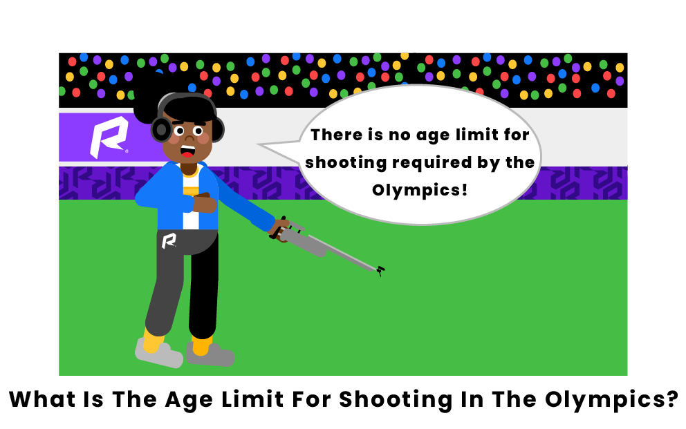 What Is The Age Limit For Shooting In The Olympics?