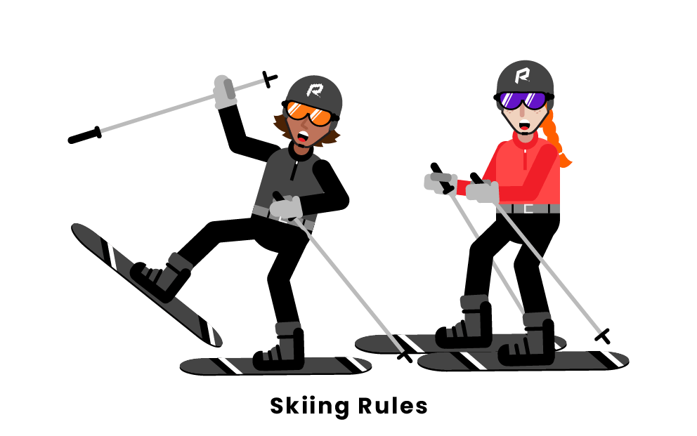 Skiing Rules