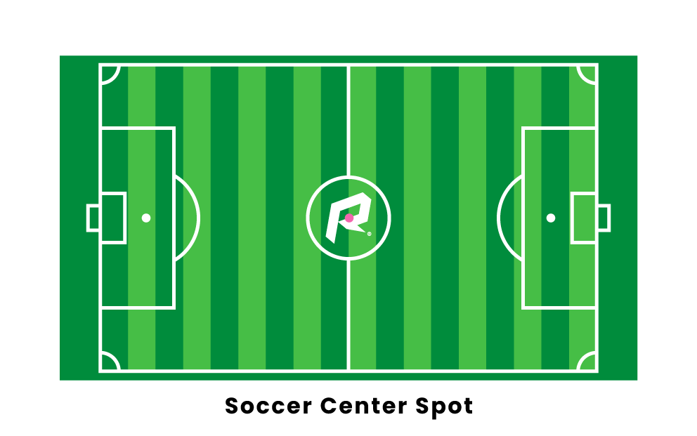 soccer center spot
