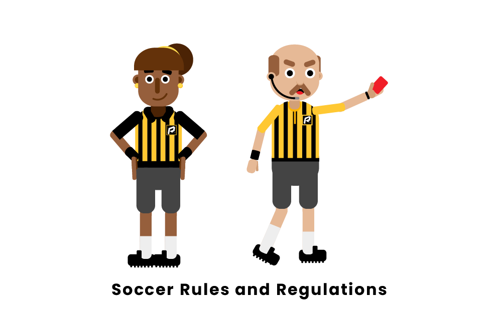 soccer referees and officials