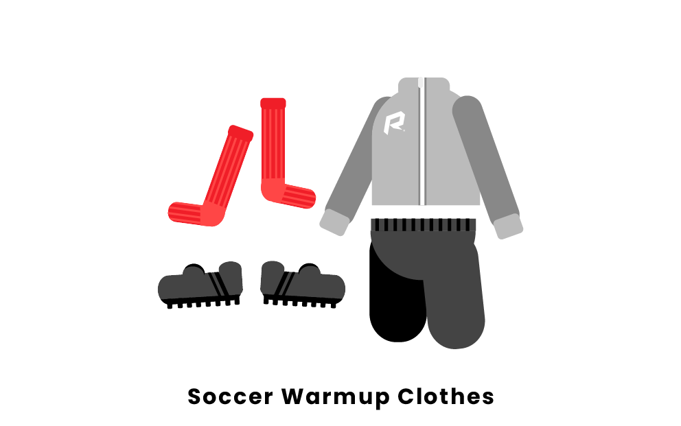 Soccer Warmup Clothes