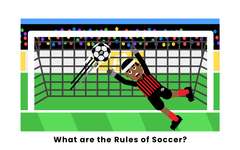 What are the rules of soccer
