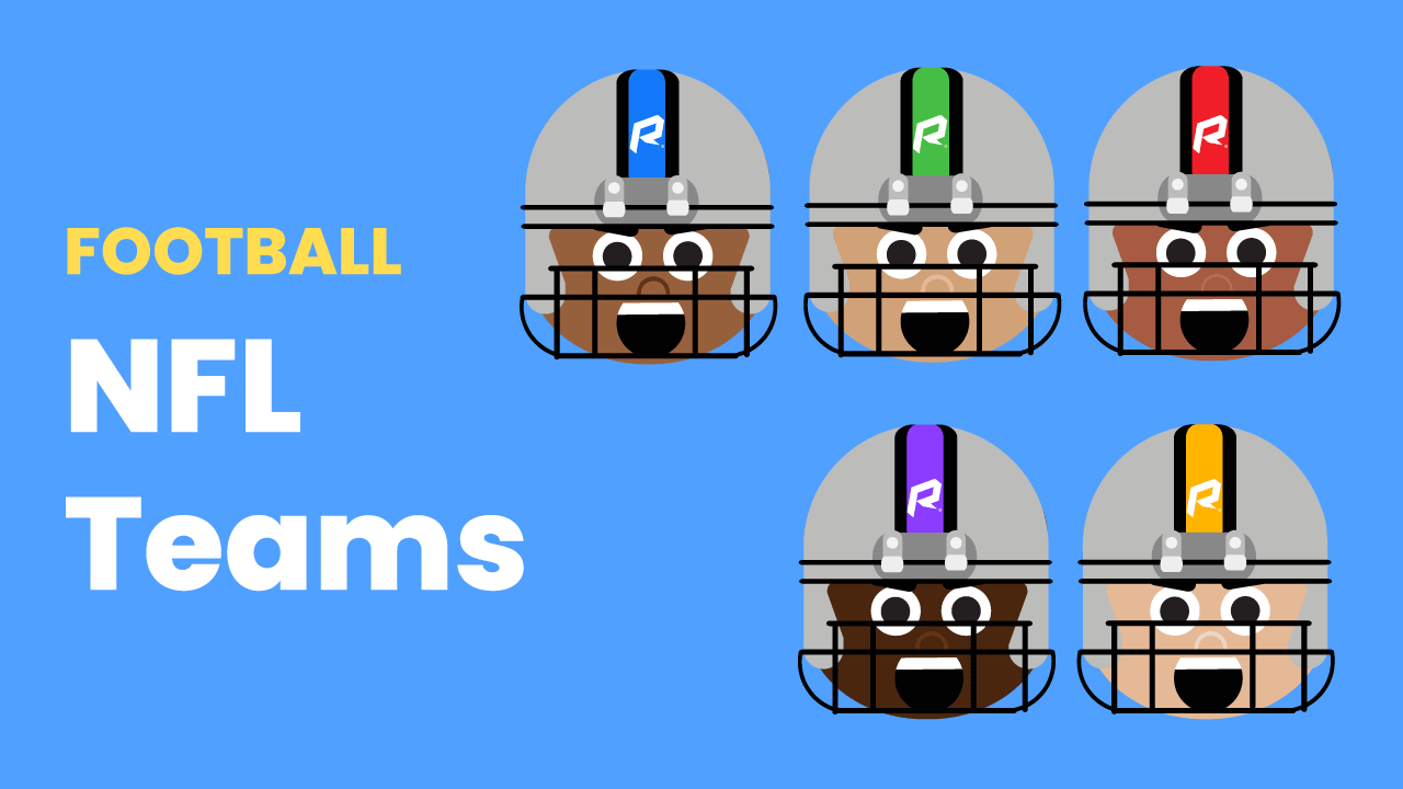 football nfl teams