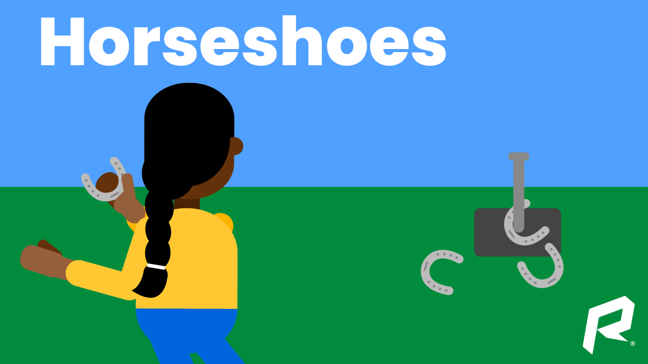 horseshoes