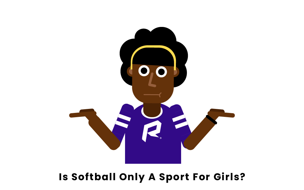Is Softball Only A Sport For Girls