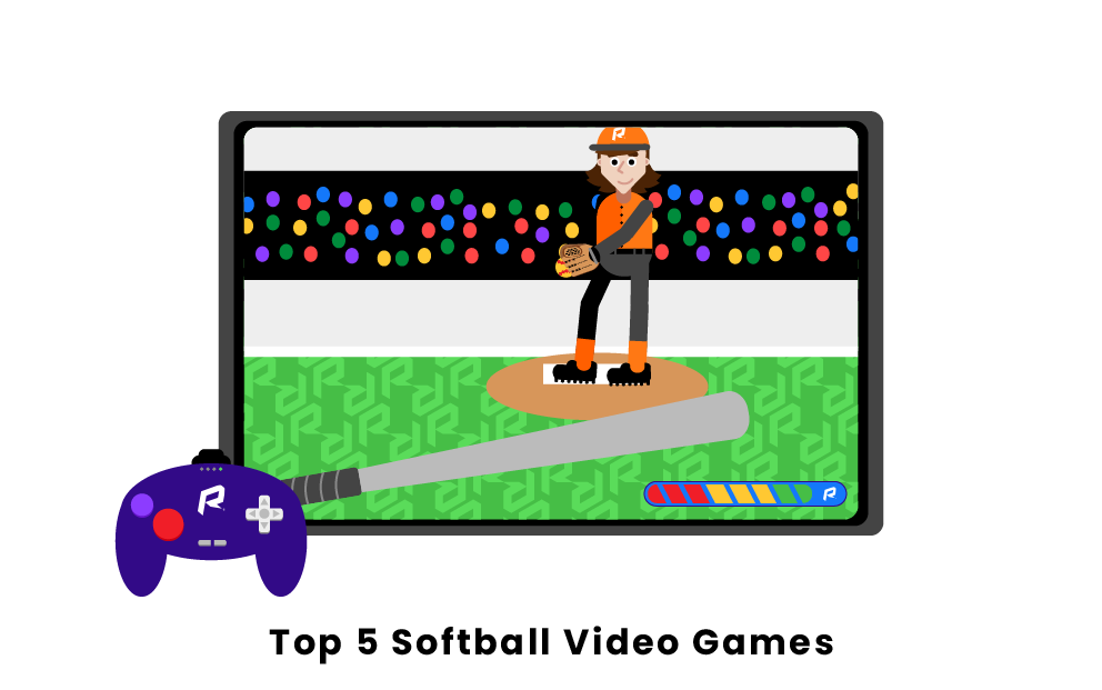 Top 5 Softball Video Games