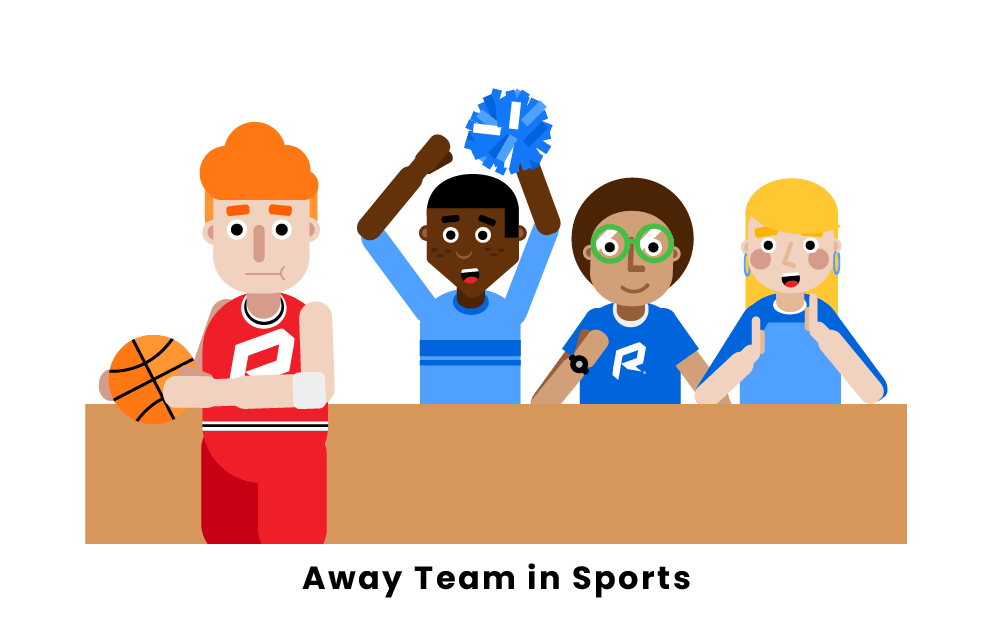 Away Team in Sports