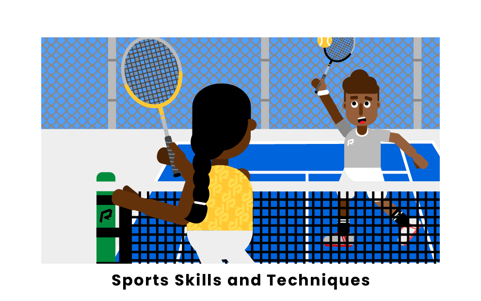 sports skills and techniques