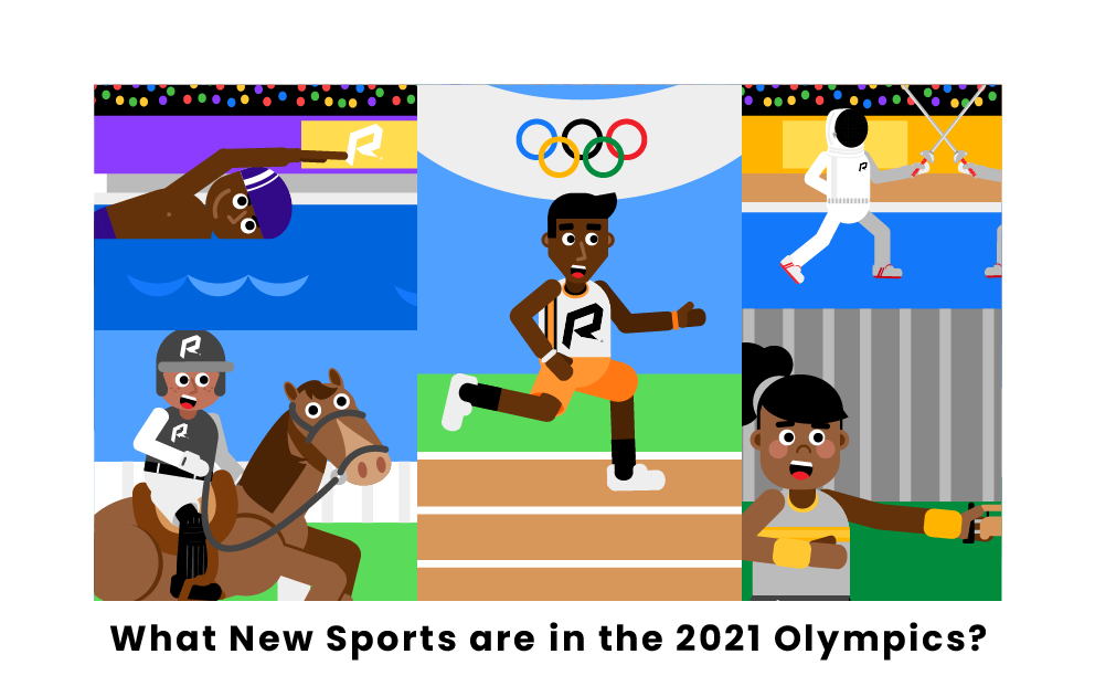 What New Sports Are In The 2020 Olympics?