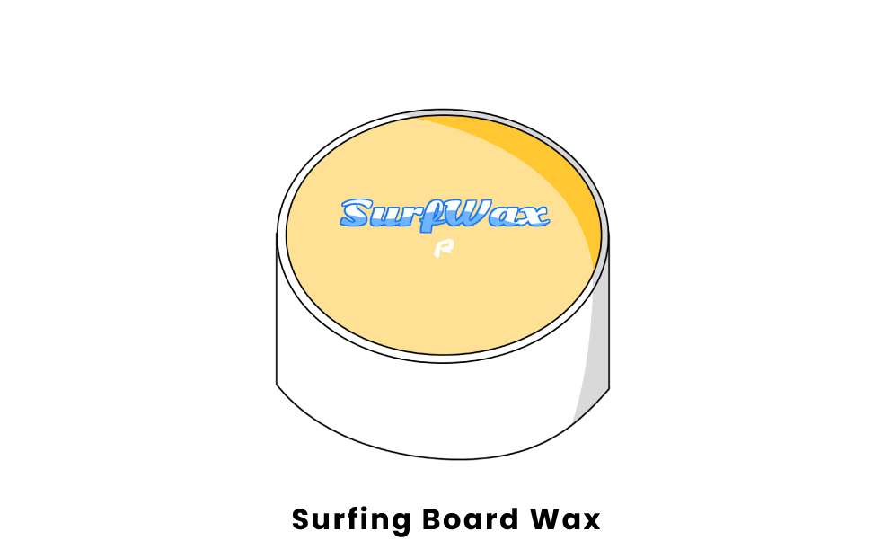 surfing board wax