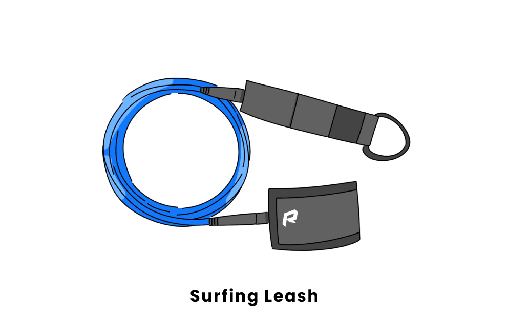 surfing leash