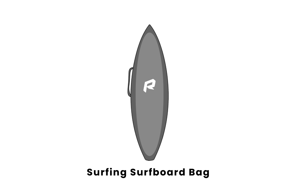 surfing surfboard bag